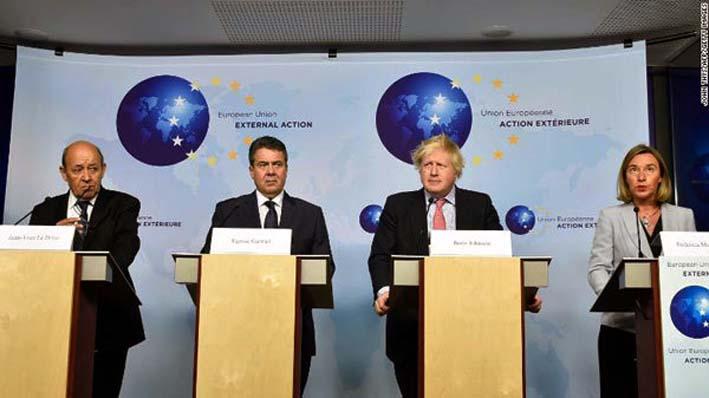 Eropa Mendesak AS Untuk Tidak Mengoyak Kesepakan Nuklir Iran/Foto: Tehran Times