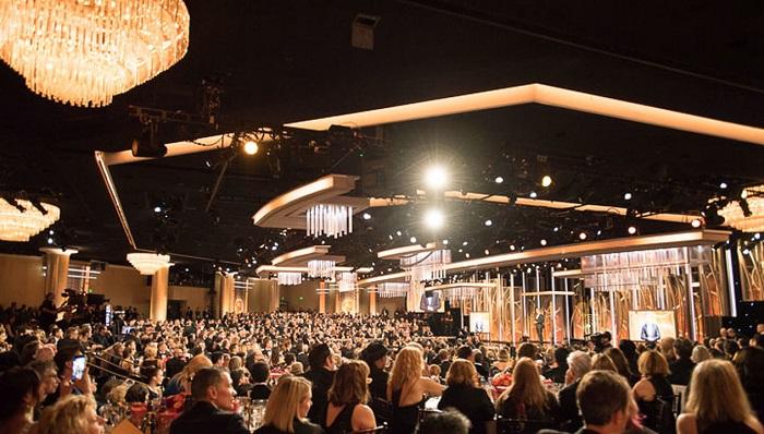 Penghargaan Golden Globe ke-75 telah digelar dan diumumkan pada Minggu Malam (7/1/2018) malam. Foto: Dok. goldenglobes.com