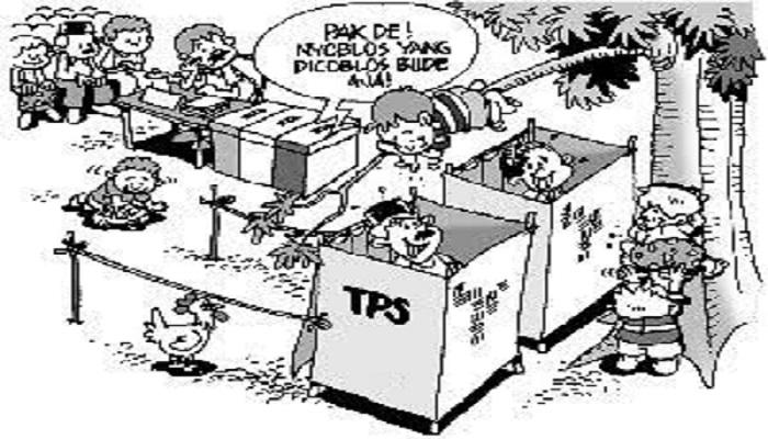 Survie Exit LKPI Temukan Kecenderungan Pemilih di Pilgub Jabar yang Mengejutkan. Foto: Ilustrasi/IST