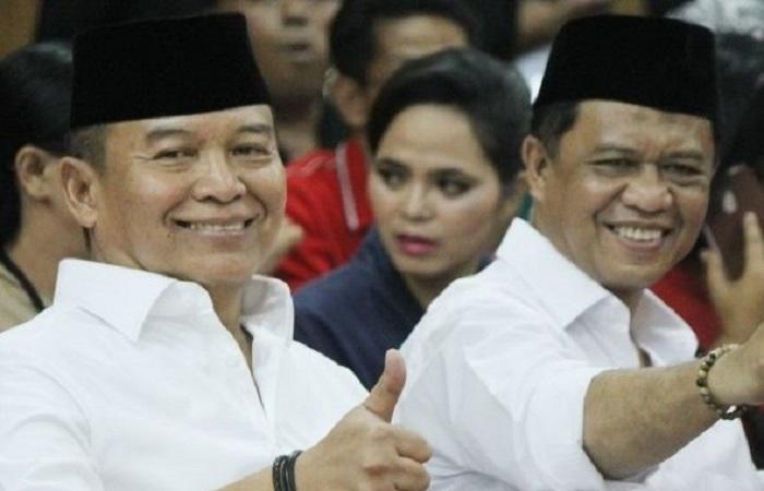 Pasangan Cagub-Cawagub Jawa Barat, TB Hasanuddin-Anton Charliyan (Hasanah). Foto: Dok. Istimewa