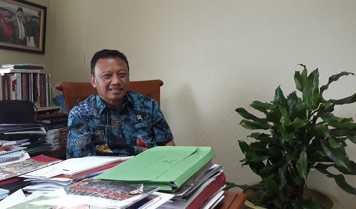 Sekjend Dewan Syuro DPP Partai Kebangkitan Bangsa (PKB), Syaiful Bahri Anshori. Foto: Syaefuddin A/ NusantaraNews