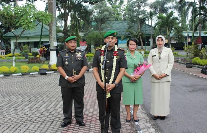 Komandan Kodim 0809 Kediri, Letkol Kav Dwi Agung Sutrisno. (Foto: Istimewa)
