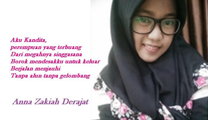 Anna Zakiah Derajat. Ilustrasi Foto: NusantaraNews/Istimewa