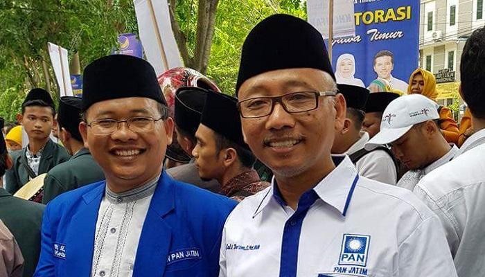 Anggota DPRD Jawa Timur yang juga menjabat Wakil Ketua Komisi E, Suli Da'im. (Foto: Muh Nurcholis/NusantaraNews)
