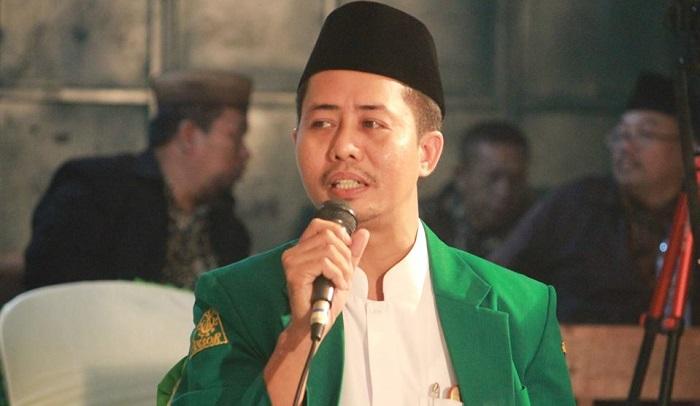 Ketua Pimpinan Cabang GP Ansor Kudus H. Sarmanto Hasyim. Foto: Istimewa/ NusantaraNews