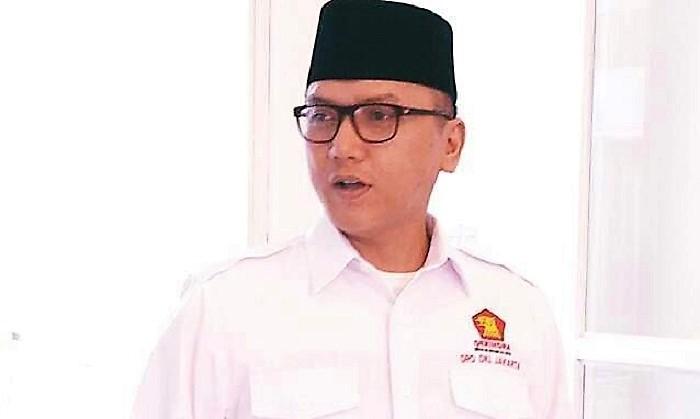 Politisi Gerindra DPD DKI Jakarta Bastian P Simanjuntak. Foto NusantaraNews/Pribadi