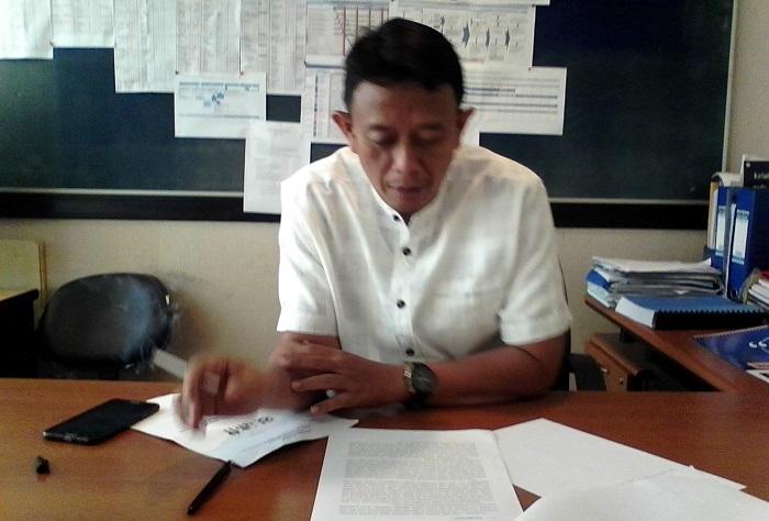 Koordinator Forum Konsumen Jasa Transportasi Anwar Sani. Foto Cahyo/ NusantaraNews