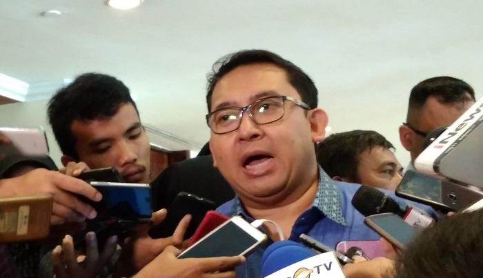 Wakil Ketua Dewan Perwakilan Rakyat (DPR) RI Fadli Zon. (FOTO: NUSANTARANEWS.CO/Achmad S)