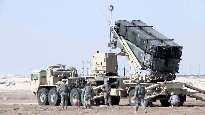 Ilustrasi Sistem Pertahanan Amerika/Foto: Breaking Defense