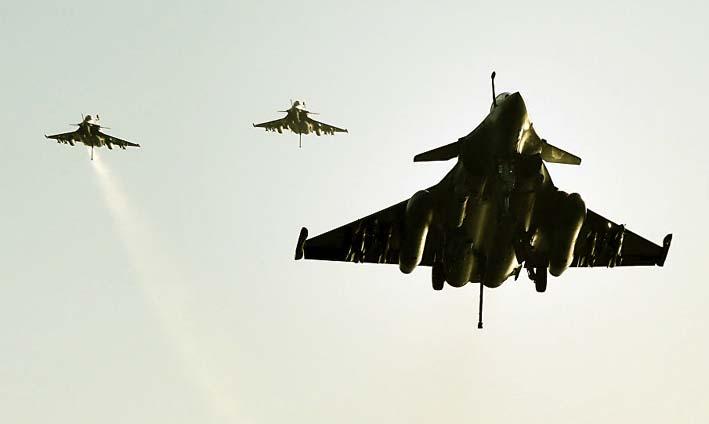 Jet Tempur Rafale Prancis/Foto: sputnik