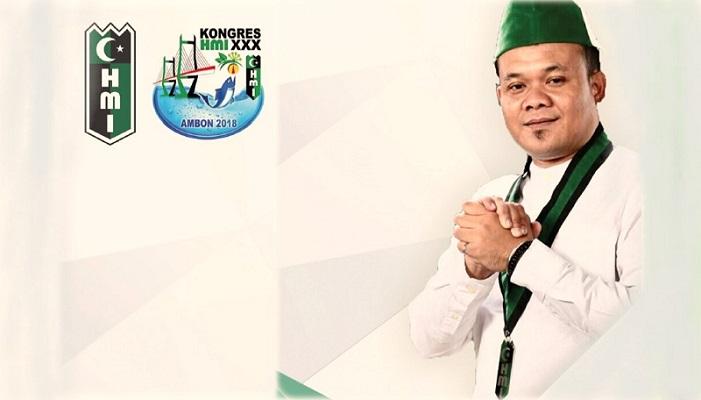 Kandidat Ketua Umum PB HMI Periode 2018-2020, Agus Harta. Foto Ilustrasi: NUSANTARANEWS.CO