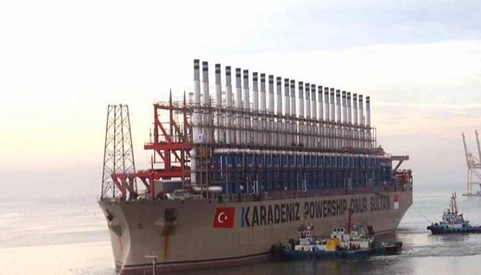 Pengusaha menyarankan agar pemerintah menghentikan pembelian Kapal Listrik atau Mobile PowerPlant (MPP). (Foto: Antara Photo)
