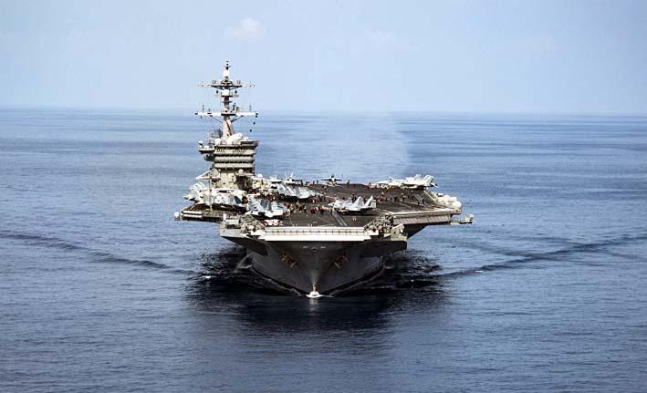 Kapal Induk AS/Foto via sputnik