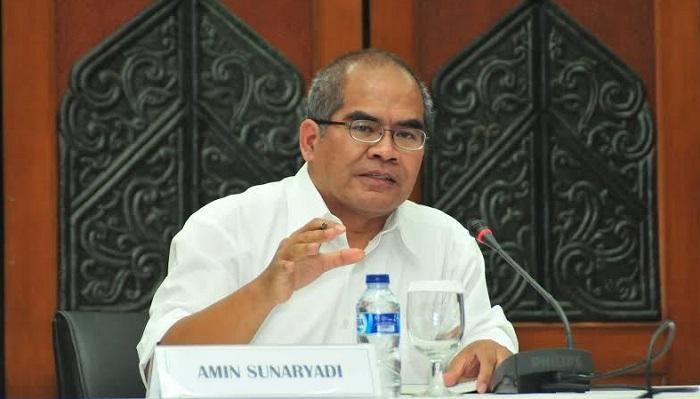 Kepala SKK Migas Amien Sunaryadi. Foto: SisiDunia