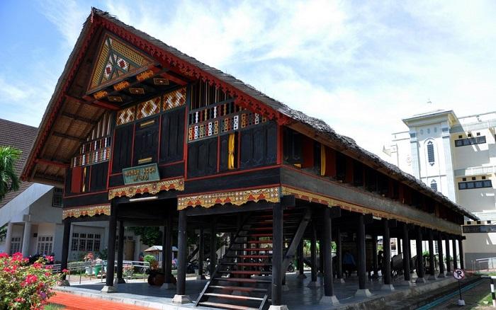 Museum Negeri Aceh. Foto: IndonesiaKaya.com
