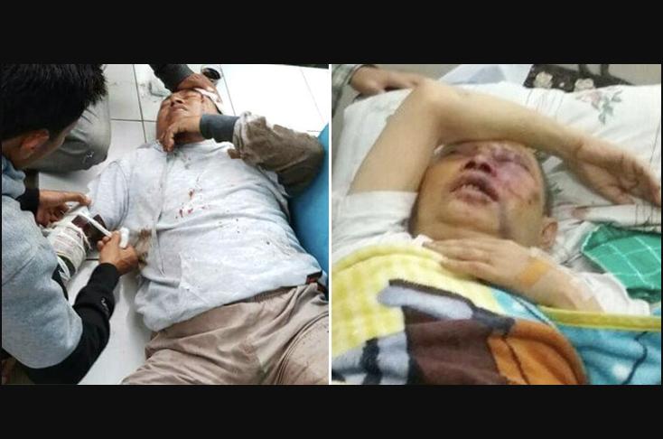 Penganiayaan terhadap Ustadz Prawoto dan KH Umar Basri (Foto Istimewa)