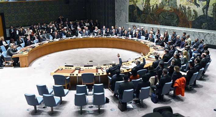 Sidang Dewan Keamaman PBB/Foto: Sputnik