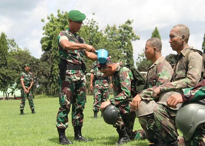 Batalyon Infanteri 511 Dibyatama Yudha menerima 75 personil prajurit baru. (Foto: Istimewa)