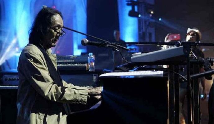 Seniman Yockie Soerjoprayogo meninggal dunia. Foto: Sindonews