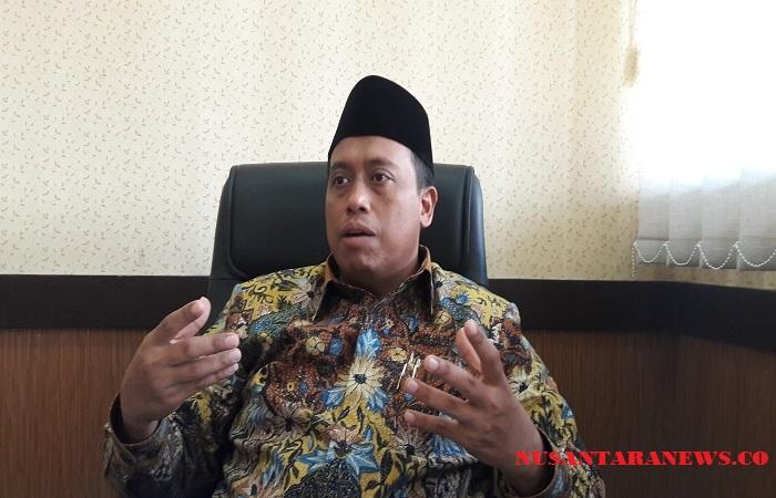 Bendahara DPW PAN Jawa Timur Agus Maimun. (Foto: Setya/NusantaraNews)