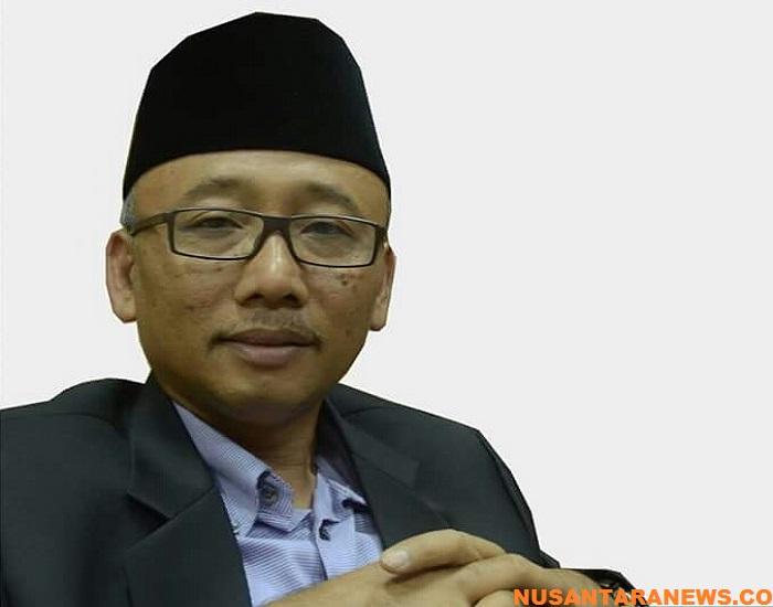 Politisi Partai Amanat Nasional (PAN) sekaligus Wakil Ketua Komisi E DPRD Jawa Timur, Suli Da'im. (Foto: Muh Nurcholis)