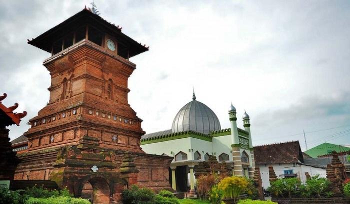 Masjid Menara Kudus. (Foto: Pesona Kabupaten Kudus)
