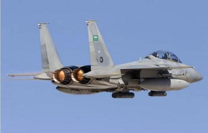 Angkatan Udara Kerajaan Arab Saudi.