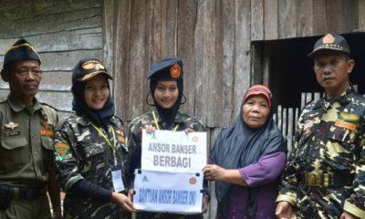 GP Ansor Sumsel (Foto Dok. Nusantaranews)