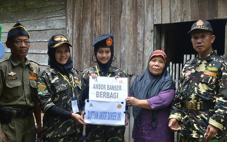Sekretaris Wilayah GP Ansor Sumatera Selatan (Sumsel) Nurul Mubarok mengapresiasi gagasan Sedekah Hobi Banser yang disarankan instruktur Satkornas Banser Gatot Arifianto saat kaderisasi di wilayahnya. Menurutnya ini adalah gerakan nyata kader muda NU di Sumsel.