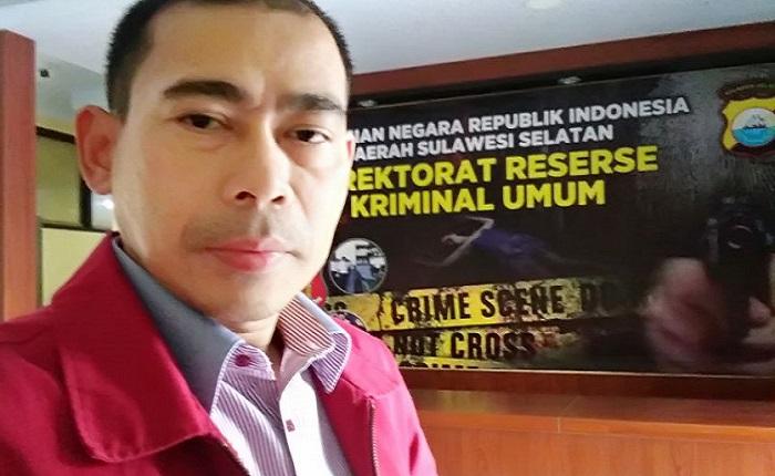 Kuasa hukum calon wakil bupati Sidrap, Sulawesi Selatan, Safril Partang. (Foto: Dok. Pribadi)