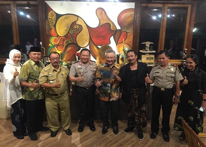 Bengkel Kreatif Hello Indonesia Nahdatul Ulama (BKHI-NU) menggelar talkshow kreatif dengan tema Santri Kreatif Preneur Indonesia untuk mendukung kemandirian ekonomi kerakyatan, Bintaro, Selasa (6/3). (Foto: Istimewa)