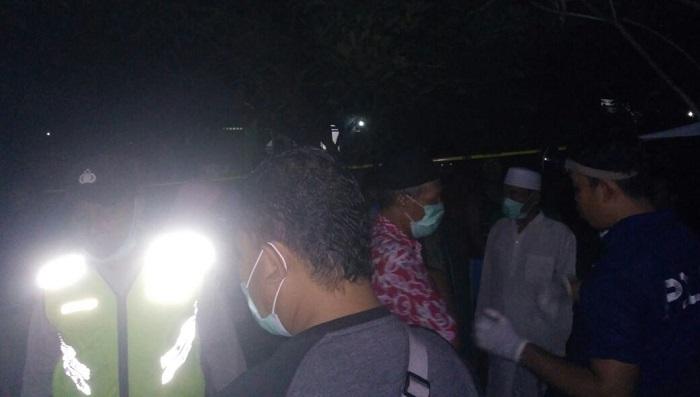 Puryoko (53) beralamat di Dusun Setono Desa Tales Kecamatan Ngadiluwih Kabupaten Kediri meninggal di rumahnya sendiri. (FOTO: NUSANTARANEWS.CO/Dim0809)