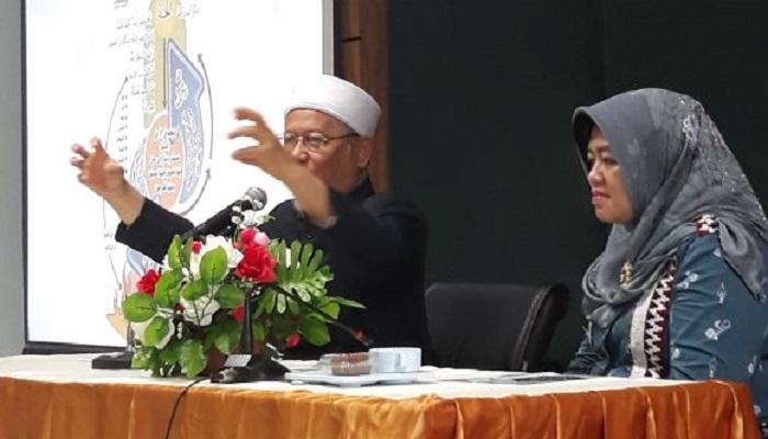 Rektor Asst. Prof. Dr. Ismaillutfi Japakiya. (FOTO: ISTIMEWA)