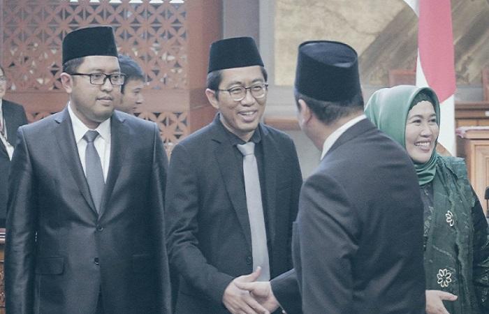 Anggota Komisi XI DPR RI Faisol Riza (tengah). (Foto: Istimewa)