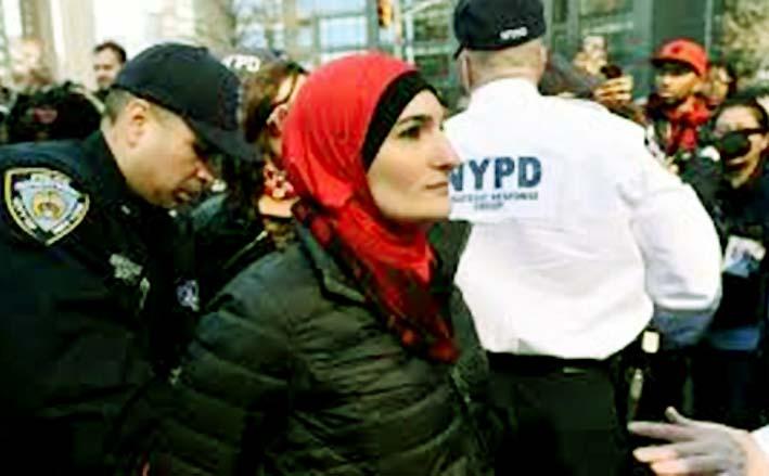 Ilustrasi Tahanan Wanita Muslim