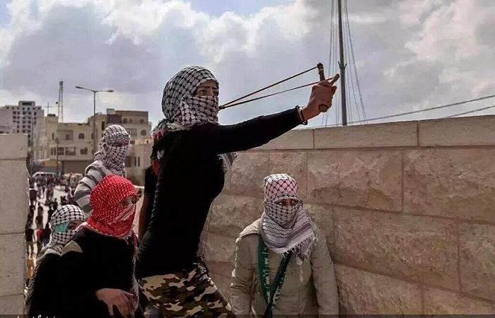 Israel tempatkan 100 sniper di Jalur Gaza, Hamas serukan Intifada Ketiga. (Foto: Ali Obaidat)