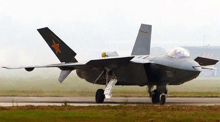 J-20 Chengdu