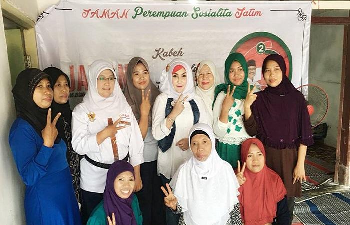 Jaringan Kemandirian Nasional Perempuan Sosialita Jawa Timur