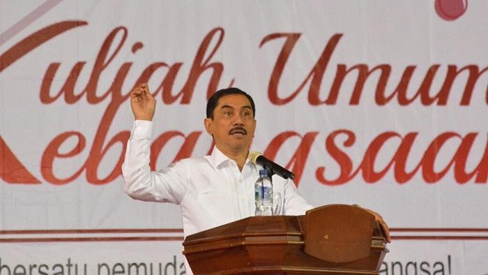 Kepala Badan Nasional Penanggulangan Teroris (BNPT) Komjen. Pol. Suhardi Alius. (FOTO: NUSANTARANEWS.CO/HUmas BNPT)