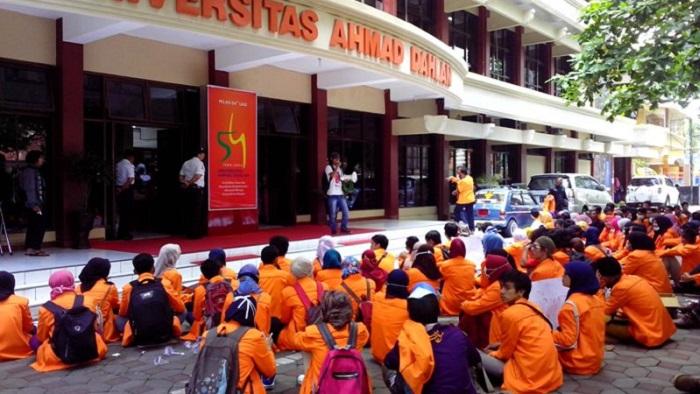 Mahasiwa UAD Yogyakarta. (FOTO: Solopos/Istimewa)