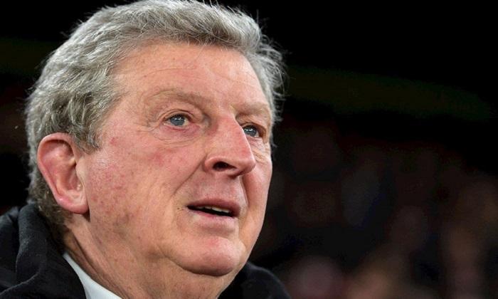 Pelatih Crystal Palace Roy Hodgson.