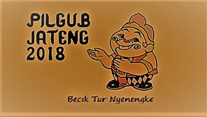 Maskot Pilgub Jateng 2018. (Ilustrasi Foto: NUSANTARANEWS.CO)