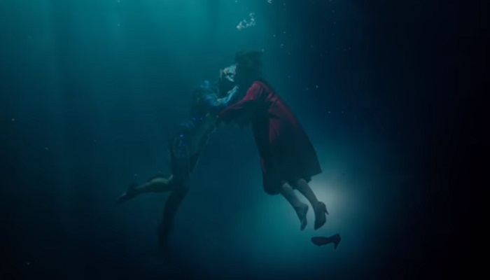 Cuplikan salah satu adegan film emenang Oscar 2018: The Shape of Water.