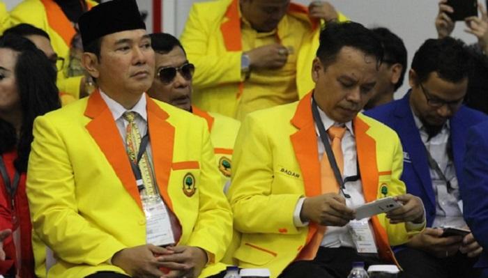 Hutomo Mandala Putra atau biasa dipanggil Tommy Soeharto resmi menjadi Ketua Umum Partai Berkarya masa kepemimpinan 2018-2022. (Foto: Kabarin)