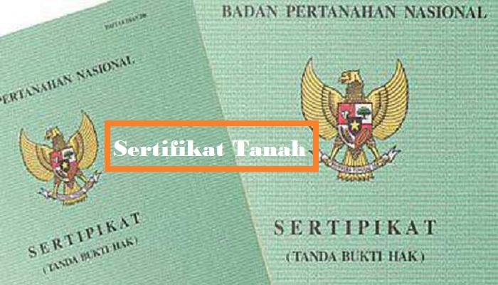 Jokowi melalui Kementerian ATR/BPN RI menargetkan 7 juta sertifikat tanah dibagikan kepada masyarakat. (Foto: Ilustrasi/Ist)