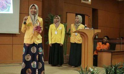 10 Tim Mahasiswa Jawa Tengah Beradu Gagasan di Universitas Muria Kudus