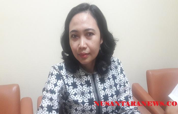 Anggota Komisi B DPRD Jawa Timur sekaligus politisi partai PDIP, Suharti. (Foto: Setya)