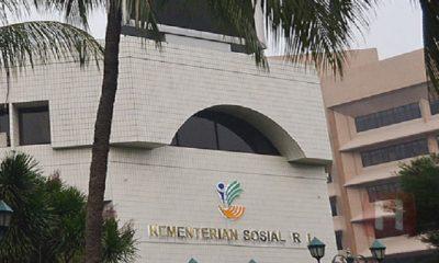 Gedung Kementerian Sosial (Kemensos) Republik Indonesia. (Foto: Setkab)