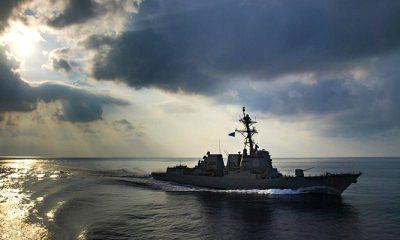 Angkatan Laut AS dan Thailand Gelar Latihan Perang di Laut Andaman