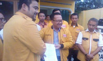 Dukungan Beberapa DPC Hanura Jabar Kepada Paslon Hasanah (Foto Nusantaranews.co)